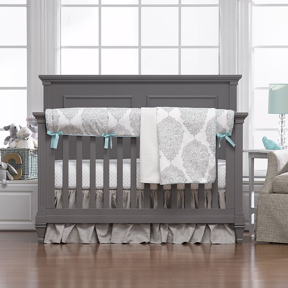 Kids Made In America: Liz and Roo Fine Baby Bedding , Modern baby crib bedding made with love in the USA.