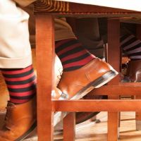 Sports Made In America: Kentwool Golf Socks, Golf Socks