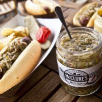 Food Made In America: McClures Pickles, Pickles, relish and potato chips