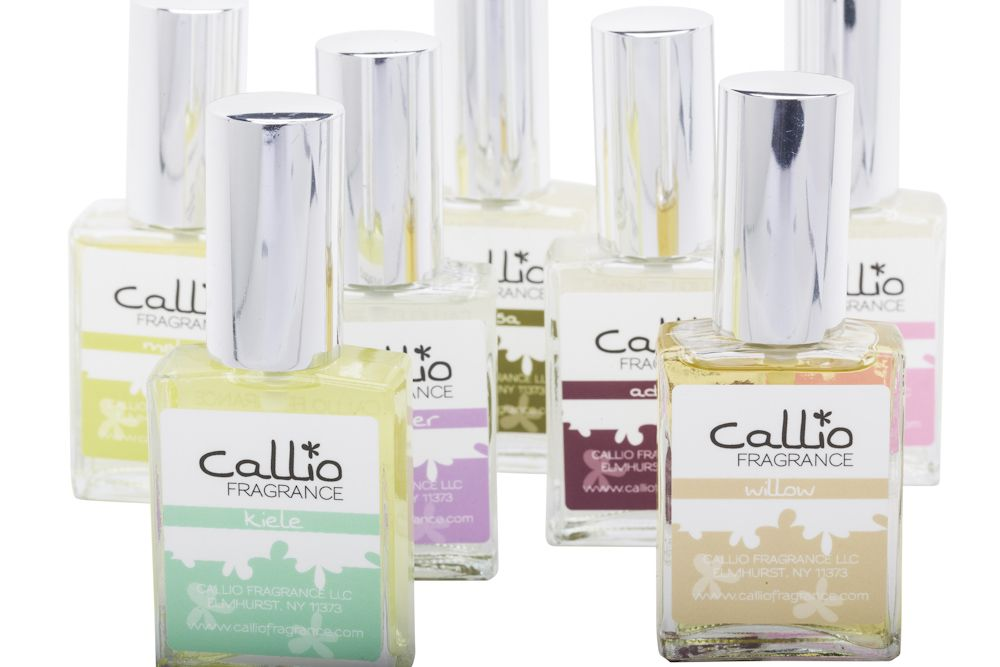 Beauty Made In America: Callio Fragrance, Fragrances that make every day special