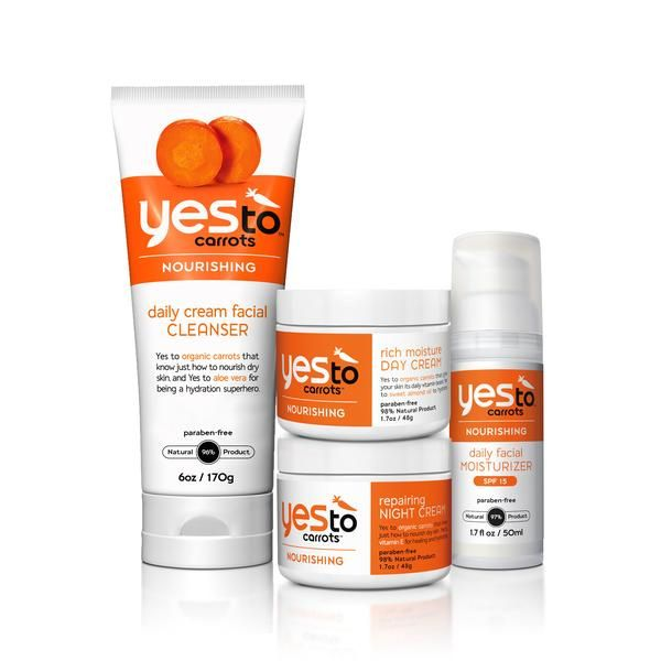Beauty Made In America: Yes To Carrots, All-Natural Line of Skincare, Haircare, Bodycare